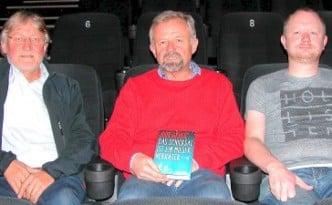 Dr. Gerd Reichenbach, Dr. Reinhard Hunold und Stefan Brögeler