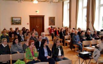 Veranstaltungsplenum zum Thema Schmerztherapie